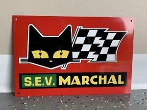 SEV MARCHAL S.e.v. vintage Style  Racing Porsche Ford GT40 Jaguar Ferrari