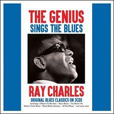 Ray Charles - Genius Sings The Blues - Original Blues Classics (3CD) NEW/SEALED