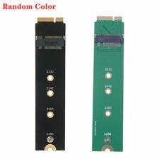 M.2 NGFF SATA SSD converter adapter card for 2012 macbook air A1465 A1466 Random