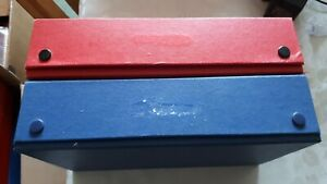 boots 35mm slide storage boxes
