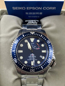 ORIENT scuba diving watch RA-EL0002L men's in Box from Japan DHL Fast ship NEW