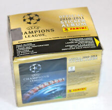 Panini UEFA CHAMPIONS LEAGUE 2010/2011 10/11 – 1 x DISPLAY BOX CAJITA sealed/OVP