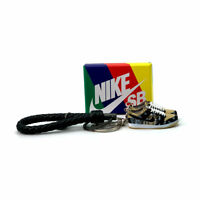 3D Sneaker Keychain- Nike SB Dunk Low Travis Scott Pair GIFT SET