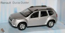 MONDO MOTORS - 1:43 - Renault Dacia Duster, silber European Collection - NEU OVP