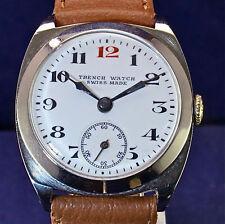 Trench Watch Handaufzug Herren Vintage Uhr von 1931