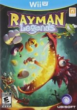 NINTENDO WII U GAME RAYMAN LEGENDS BRAND NEW & FACTORY SEALED
