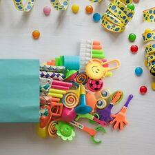 Toys Party Favors for Kids 120 Pc Birthday Favor Toy Goodie Bags Pinata Prizes