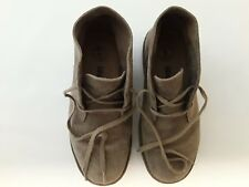 Desert Boots. Clarks Original Childrens / Youths Footwear. Suede.Leather.Fashion