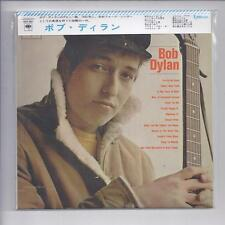 Bob DYLAN SAME S/T first album JAPAN MINI LP CD Mono Recordings W/OBI SICP 2951