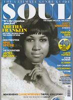 ARETHA FRANKLIN SOUL ULTIMATE GENRE MUSIC GUIDE UNCUT 2018 MAGAZINE
