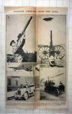1913 Fighting Aircraft From The Land, Lewis, Grahame White, Quick Firing