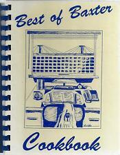*DEERFIELD IL 1996 BEST OF BAXTER INTERNATIONAL BOB COOK BOOK *EMPLOYEES *ETHNIC