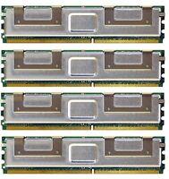 NOT FOR PC! 16GB 4x4GB PC2-5300 FB-DIMM MEMORY IBM System x3550 (Type 7978)