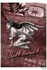 Poster ALCHEMY GOTHIC - Hell Bound-Tattoo Style(56830)