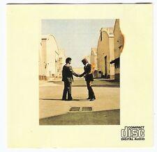 Wish Your Were Here Pink Floyd CD [Album 1975] CDCBS 80955