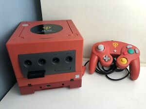Nintendo GameCube Char's Customized Console & Controller