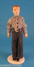 Puppen-mann Herr Mann Biegepuppe Puppenhaus Dollshouse1 12 - 269455