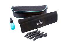 Cloud Nine Plancha de pelo a prueba de calor Conjunto de Regalo Con Estuche a prueba de calor estera y
