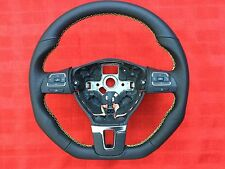 VW GOLF MK6 JETTA R-LINE R32 GTI GT NEW CUSTOM MADE STEERING WHEEL