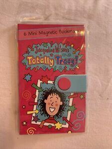 6 Mini Magnetic Tracy Beaker Bookmarks  - BNIP