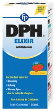DPH Elixir Antihistamine 120ml - for oral use