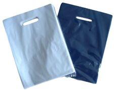 100 Bolsas Pequeñas De Plástico Para Comercios 22 x 30 cm Discos,CD,DVD,Libros..