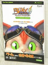 BLINX THE TIME SWEEPER World Master Guide Xbox Book SB21*