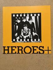 Heroes + Villains BEATLES Genesis Publications Promo Booklet Brochure