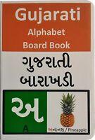 Gujarati Alphabet Board Book : Gujarati Barakhadi nee Chopadee