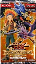 YUGIOH TCG 5D's Duelist Pack Crow 1st Edition English Booster Pack