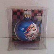 Winner's Circle Trevco 2003 Nascar Rusty Wallace  Glass Ball Ornament Christmas