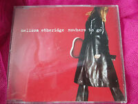 Melissa Etheridge – Nowhere To Go Island Records – CID642 UK 4 track CD Single