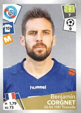 Stickers Panini Foot Championship of France 2017-18 - N° 451