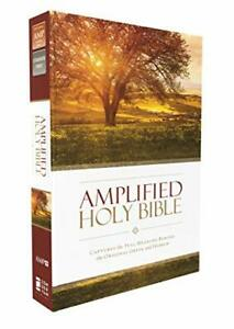 Amplified Holy Bible Paperback: Captures the Full Meaning Behind the Original Gr