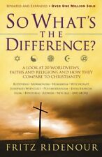 So Whats the Difference?: A Look at 20 Worldviews