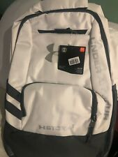 Under Armour Backpack Storm1 Gray NWT Unisex !!!
