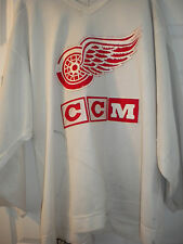 Nhl Detroit Red Wings Marc Ouimet Training Camp Practice Jersey