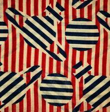 Genuine Vivienne Westwood Handkerchief/Scarf/Foulard- Stripes in Stripes 50cm sq