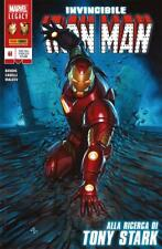 INVINCIBILE IRON MAN 61 - MARVEL LEGACY - PANINI COMICS ITALIANO - NUOVO