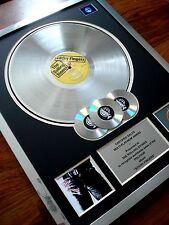 ROLLING STONES STICKY FINGERS LP MULTI PLATINUM DISC RECORD AWARD ALBUM