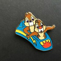 DLR - E-Ticket Thrills - Chip & Dale on California Screamin - Disney Pin 44897