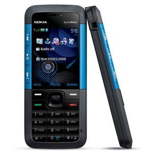 Original Nokia 5310 XpressMusic Débloqué  Téléphones mobiles  Bluetooth  MP3 FM
