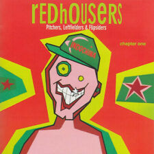 Redhousers Chapter One - Pitchers, Leftfielders & Flipsiders CD