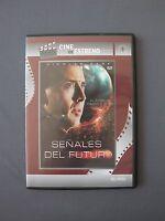DVD SEÑALES DEL FUTURO - Nicolas Cage Rose Byrne Chandler Canterbury