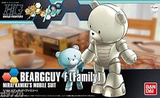 BANDAI HGBF 022 [BEARGGUY F [Family]] Model Kit 1/144