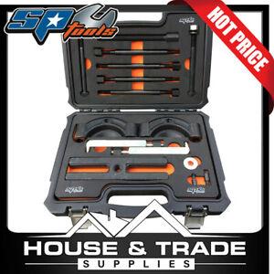 SP Tools Gear Puller & Bearing Splitter Set 14 Piece SP67050