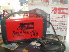 Saldatrice ad inverter 130 A Telwin Tecnica 150-815196
