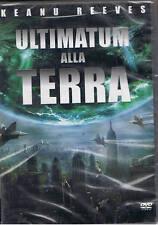 ULTIMATUM ALLA TERRA con Keanu Revees - DVD NUOVO 2008
