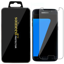 [3-Pack] SOINEED Tempered Glass Screen Protector For Samsung Galaxy S7 G930