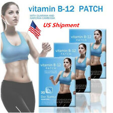 Vakker 30day Weight Loss VITAMIN B12 Patch Slimming Fitness Patches